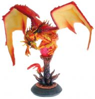 Enchantica Elemental Fire Dragon Limited Edition